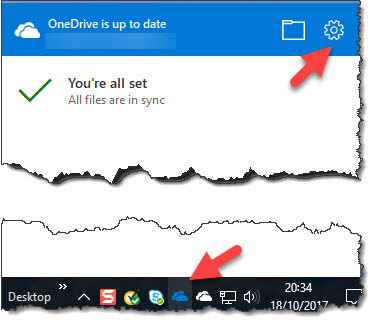 Corinium Technology - OneDrive Files on Demand