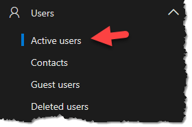 Office 365 - Active Users